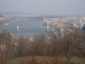 Budapest, tidig vår