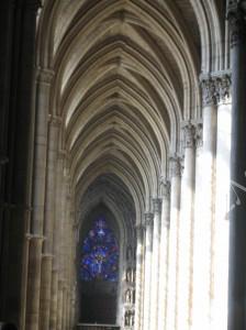 Reims katedralen