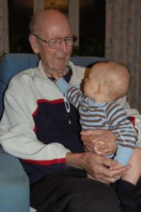 Äldst och yngst