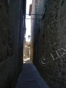 Siena - smala gränder
